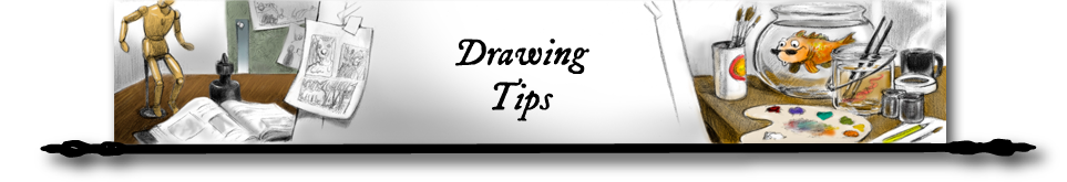 Drawing Tips | The Story Elves - Help with writing, editing, illustrating and designing your own stories