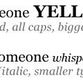 YellingThumb